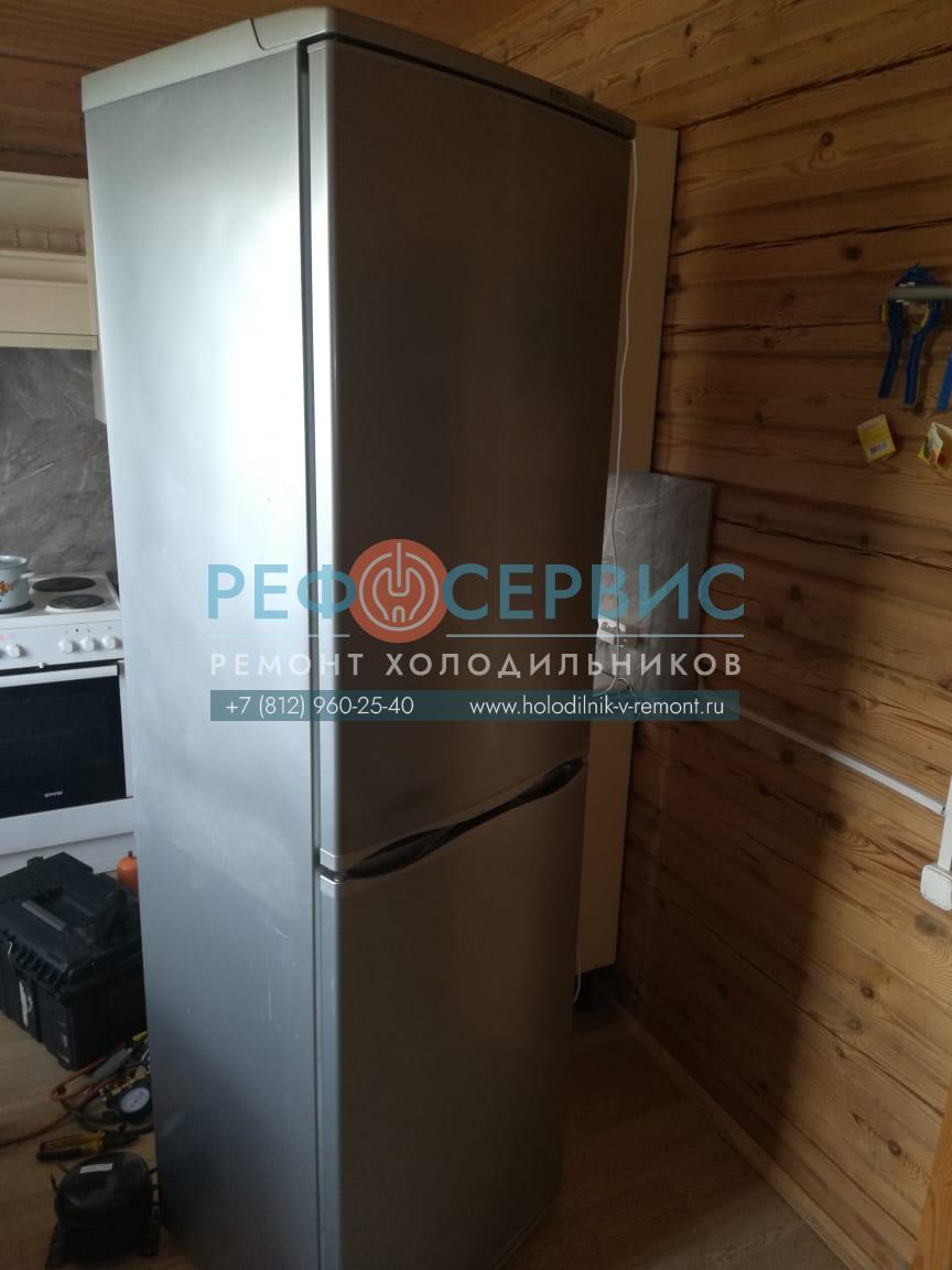 Замена компрессора в холодильнике Атлант ХМ-6025-080
