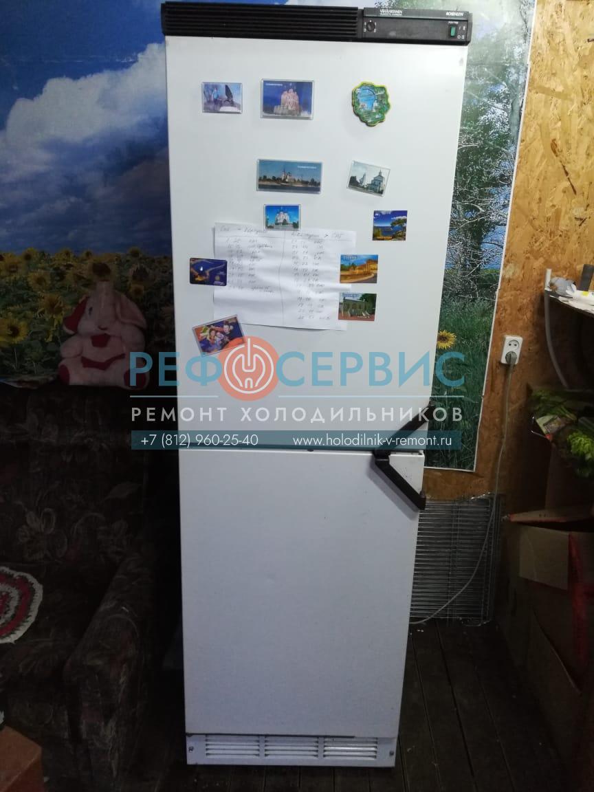 Замена пускового реле в холодильнике ROSENLEW RJKL 395