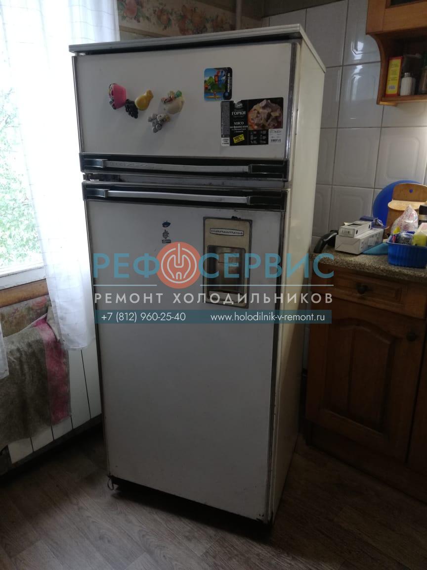 Замена термостата в холодильнике ОКА-6М